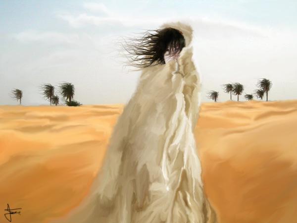 Pouštní vítr (Geisha)