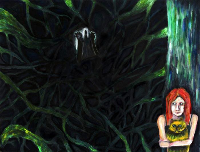 V korunách stromů (_Lila)