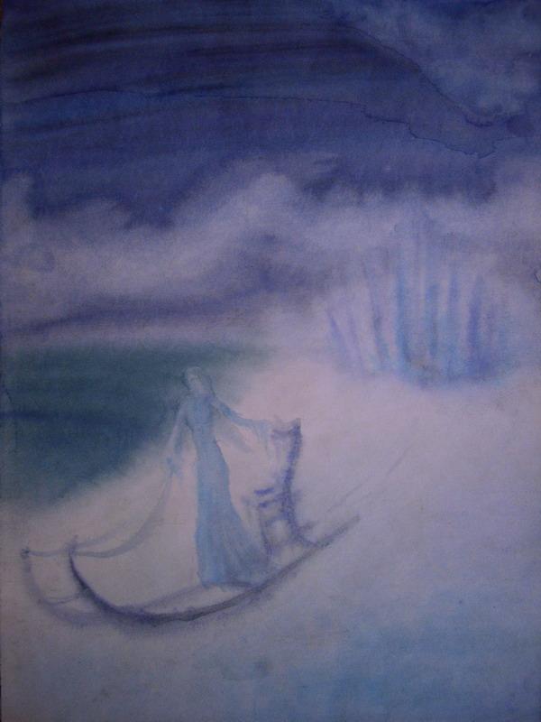 Sněhová královna jede (_Ferdinand Pištora)