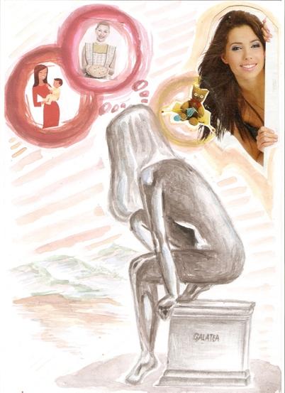 Mýtus o dokonalé ženě