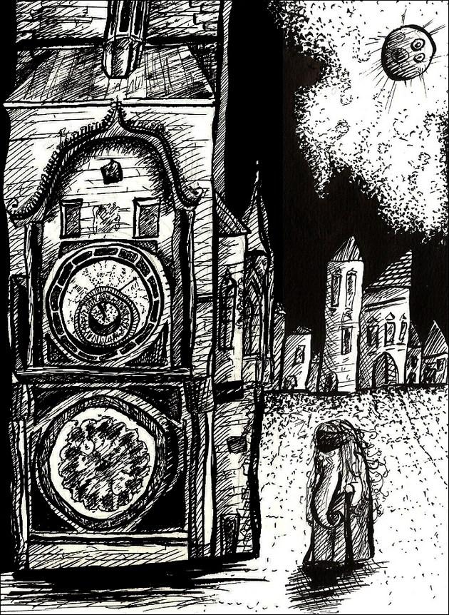 Noční Praha (Dragowlin)