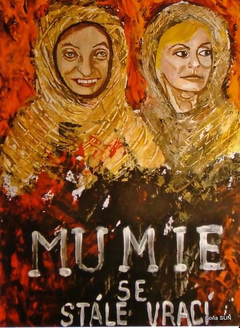 Mumie se stále vracejí (SUN)