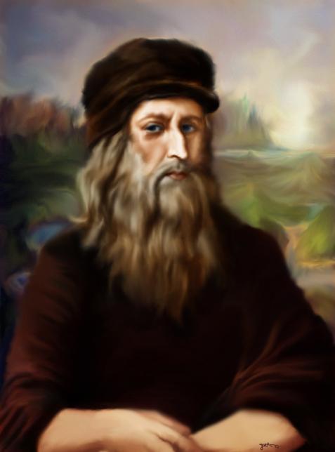 Signor da Vinci