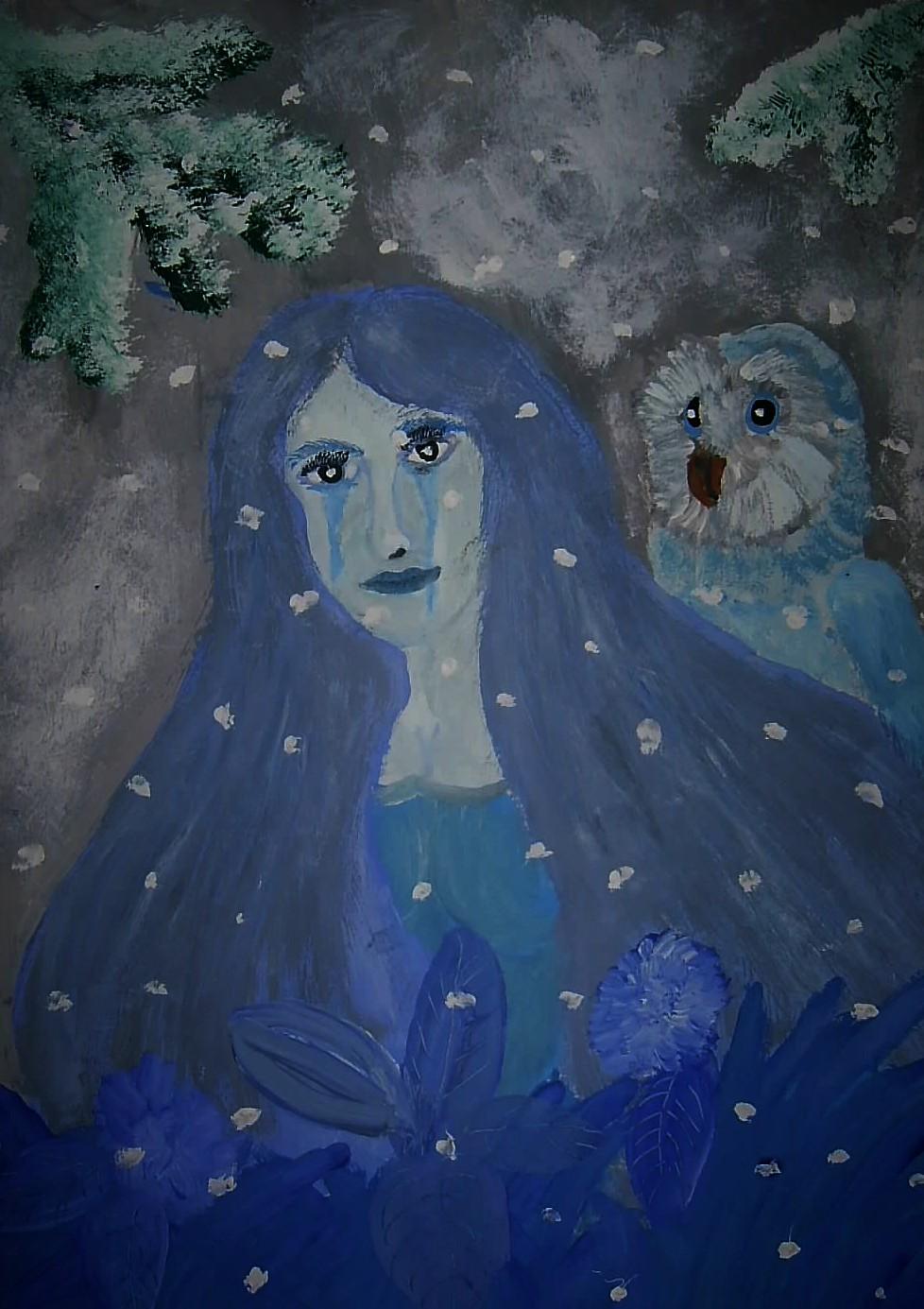 Zimní pohádka (wolfgoth)