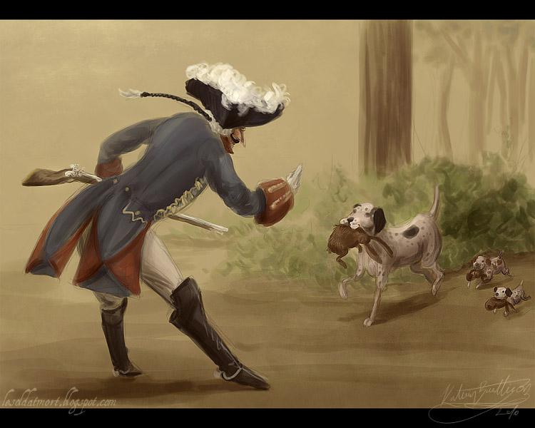 Baron Prášil na lovu
