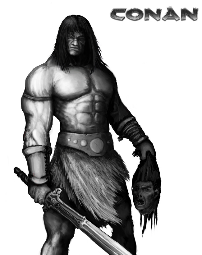 Conan - Cimmeřan (_Grilda)