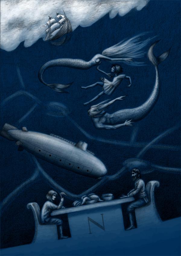 V moři (LenkaS)