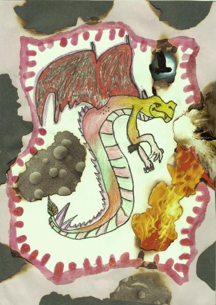 Duhový drak (Anna)