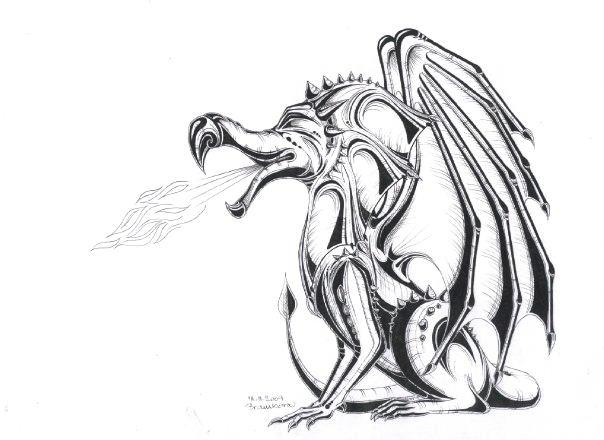 Dragon (BramboraCzech)