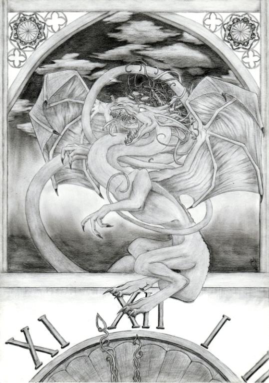 Drak chaosu (Holymain)
