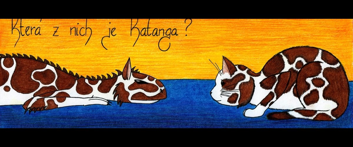 Která z nich je Katanga?