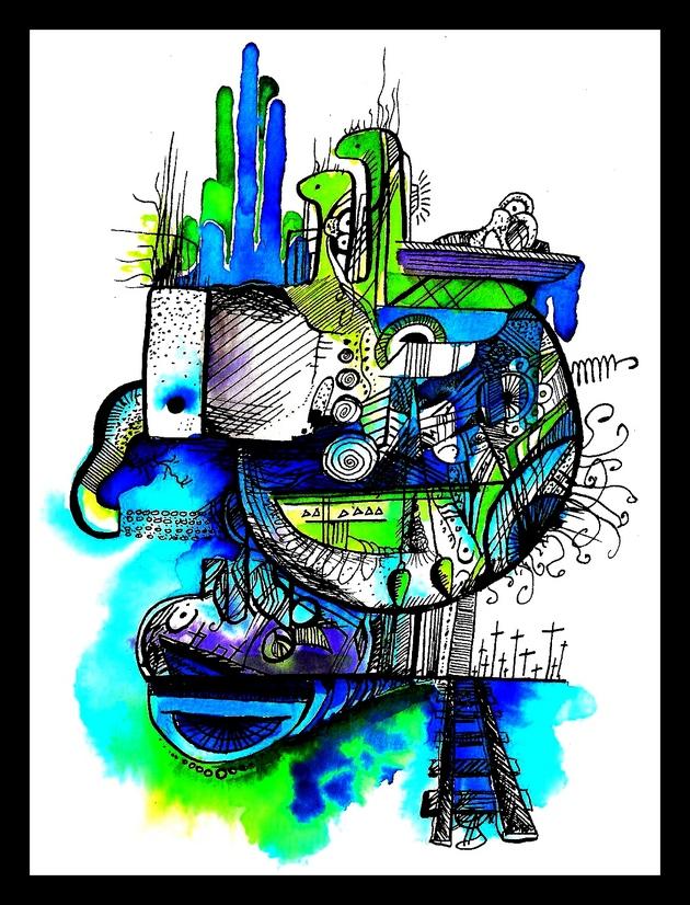 Šílená hlubina mysli (Dragowlin)