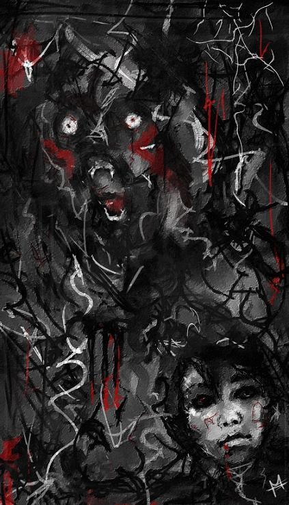 strach pohltí nielen sny (monix)