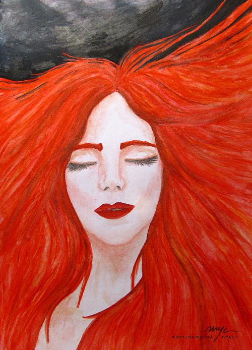 Rudá je vášeň (Ivya)