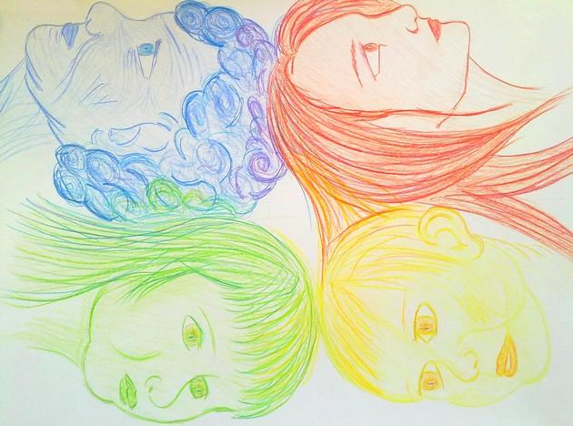 Barevné spektrum (Mya)