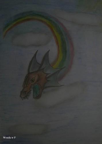 Barvy duhy. (wolfgoth)