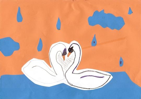 Nerozlučné labutě (Anna)