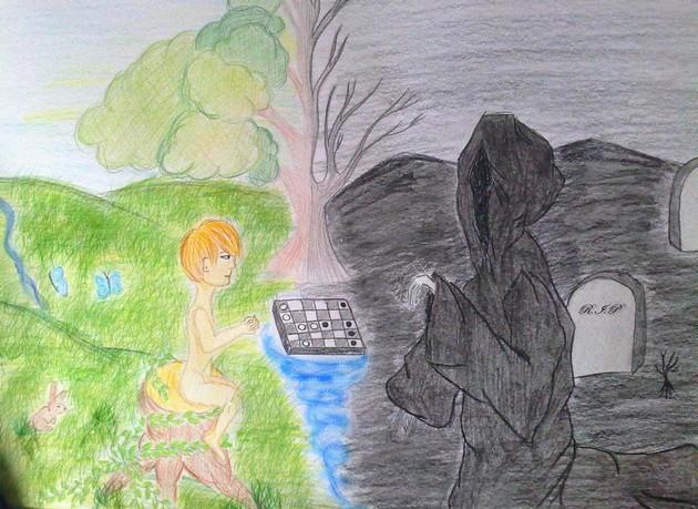 Život a smrt (Mya)