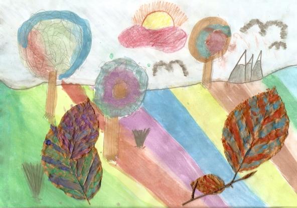 Krajina barev (Anna)