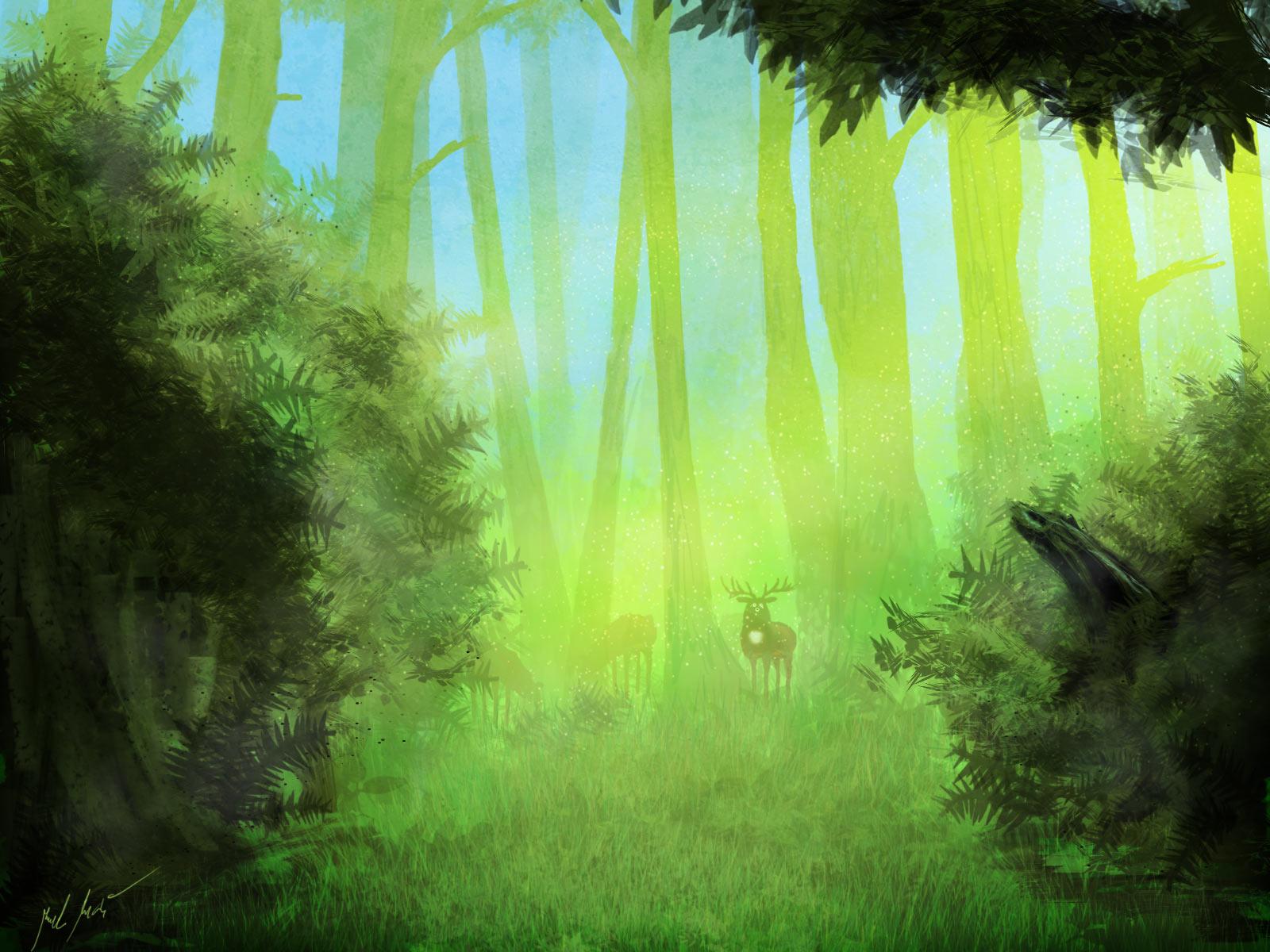 Srdce lesa (Nialthstrasz)