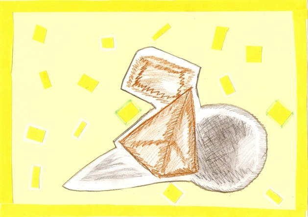 Geometrické tvary (Anna)