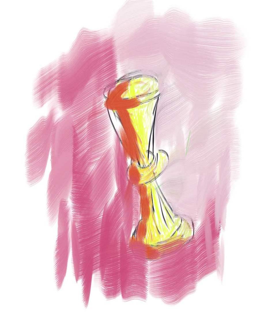 Zátiší s pohárem (Wankes)
