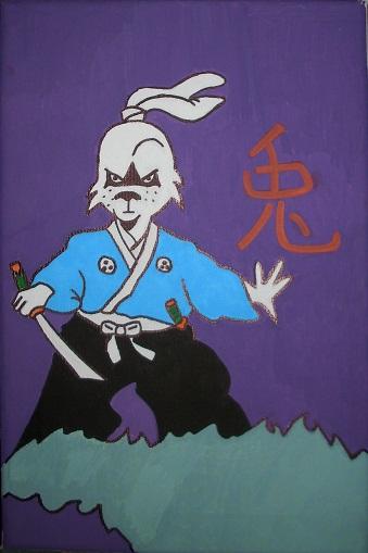 Usagi Yojimbo (DonPepone)
