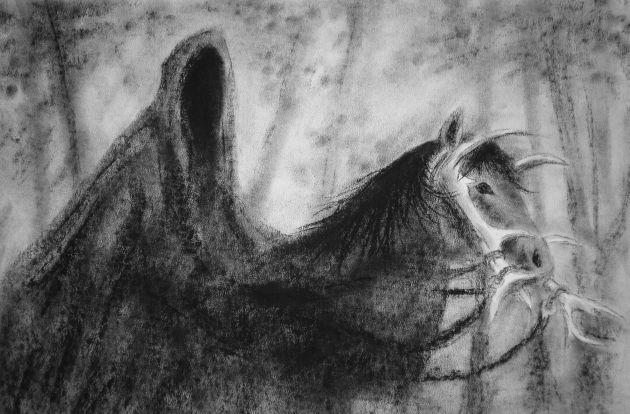 Černý jezdec