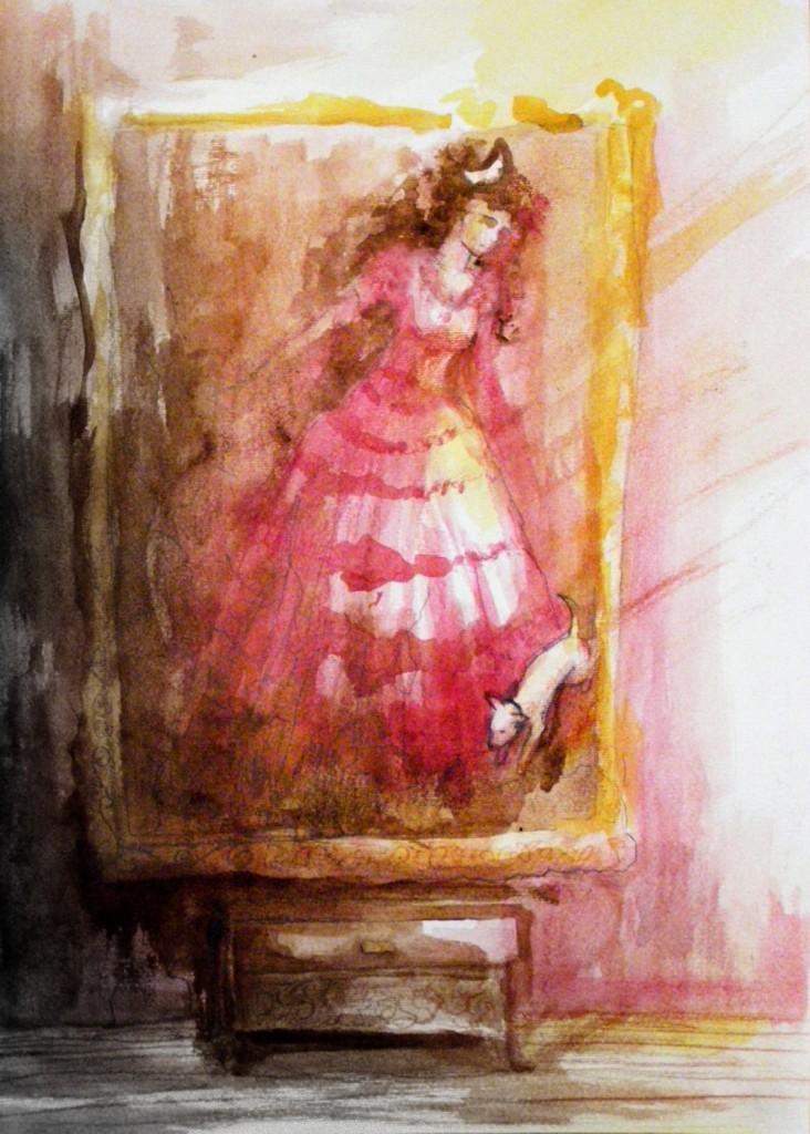 Růžová Amálie
