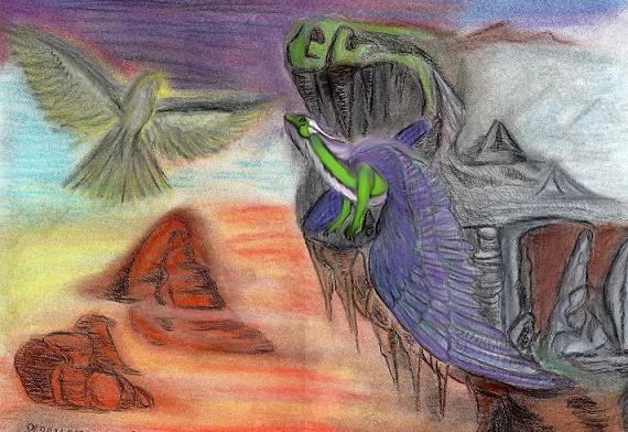 Zlomené křídlo (Plumosus)