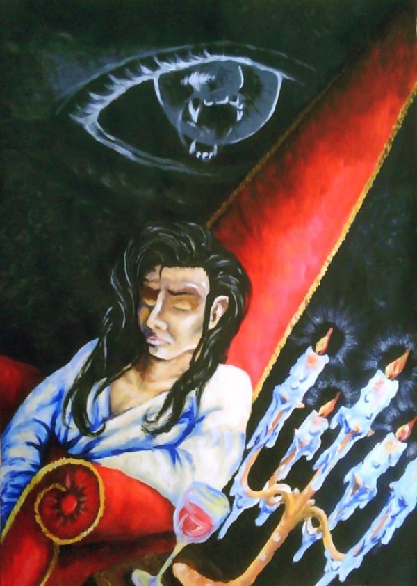 upír (Sarika)