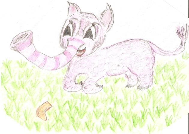 Ponožkožrout pratchettový (Darinka)