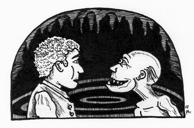 Hádanky ve tmě (eksmen)