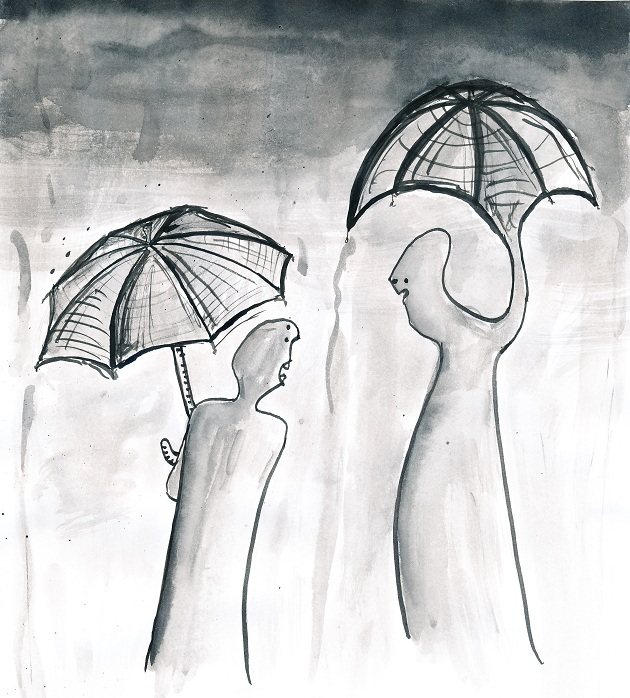 Deštník (Eva)