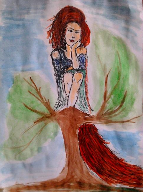 Ochránkyně stromu (Paja)