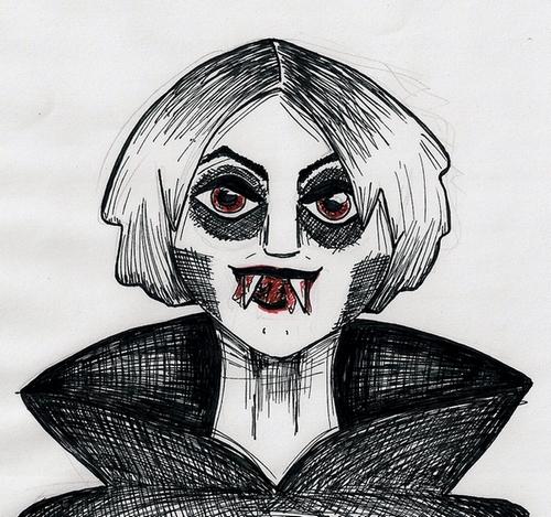 Dracula jr.