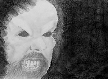 Dracula ve tmě