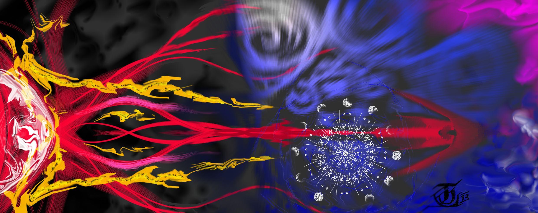 Mandala Kosmos (Pawuk)