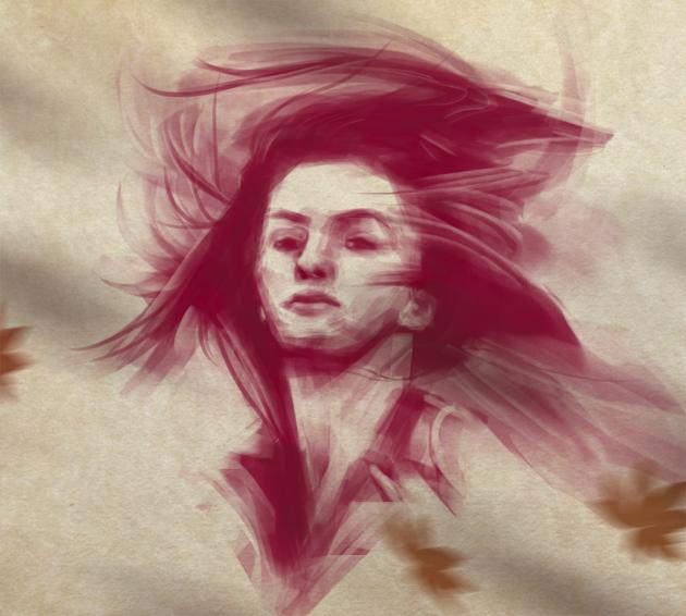 Závod vlasů větrných