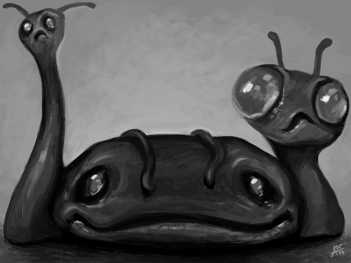 Dlouhý, Široký a Bystrozraký (ajinak)