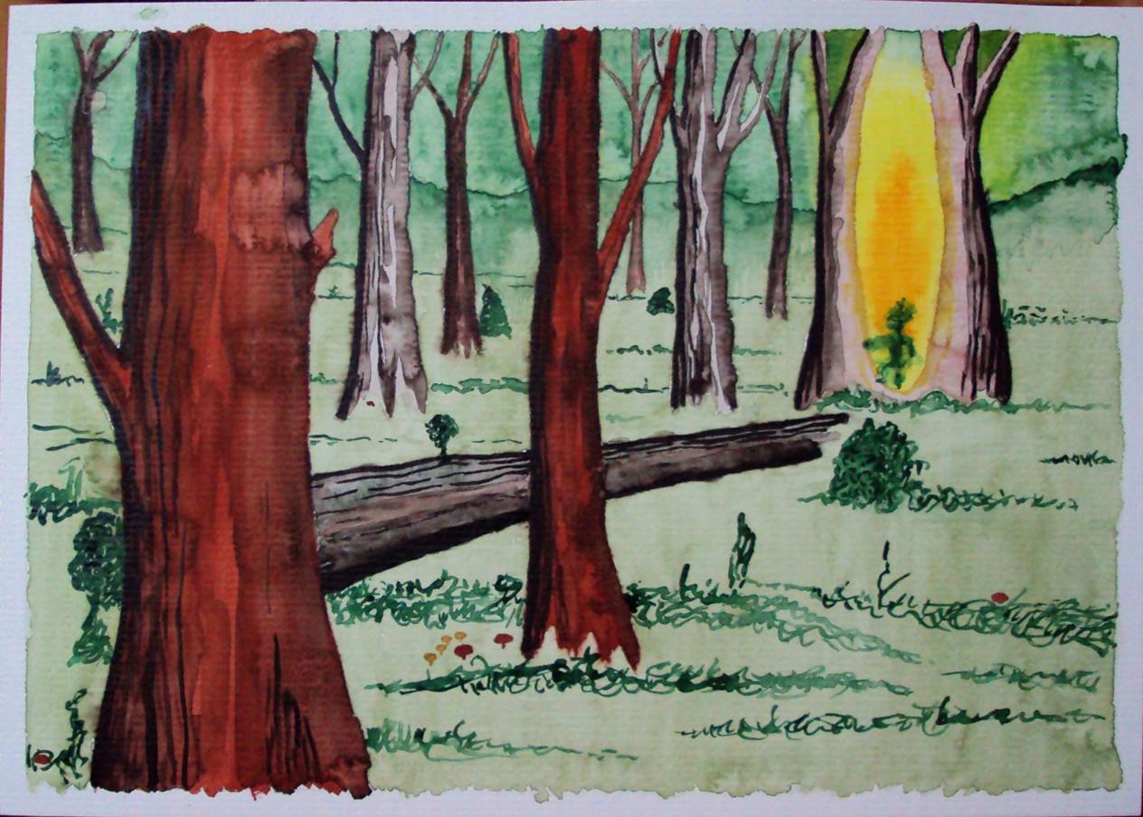 Lesní překvapení (Fido)