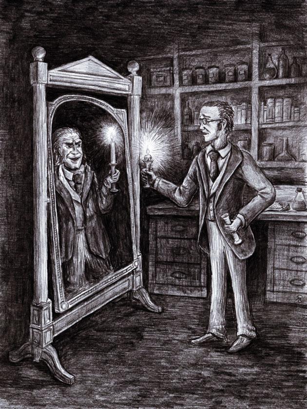 Temné zrcadlo