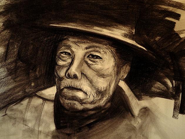 Starý muž (kocab22)