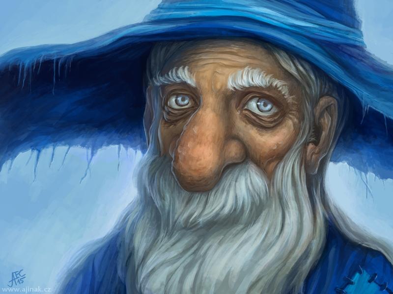 Modroděj (ajinak)