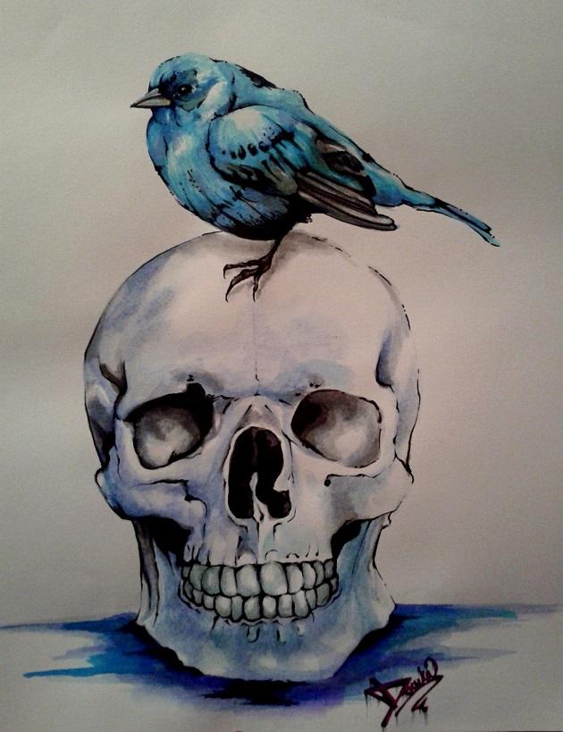 Modrá - život a smrt