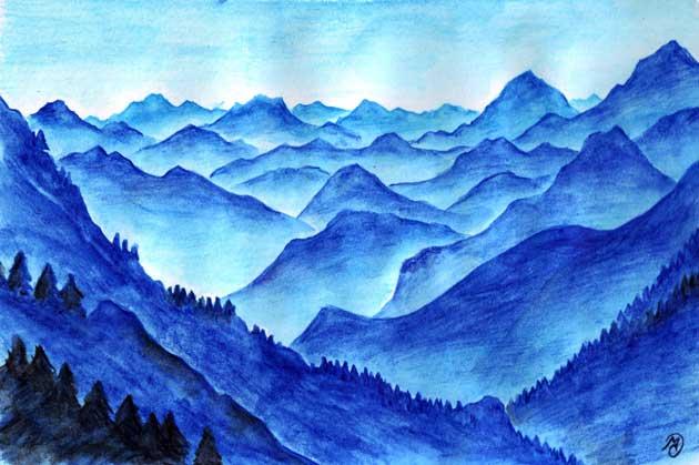 Modré hory (Neral85)