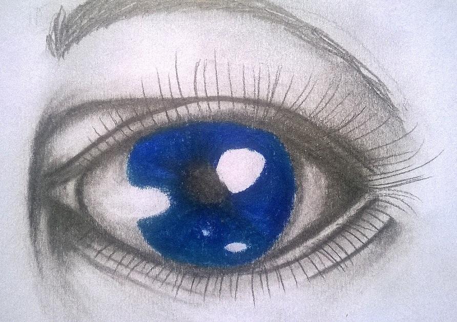 Modré oko (Paja)