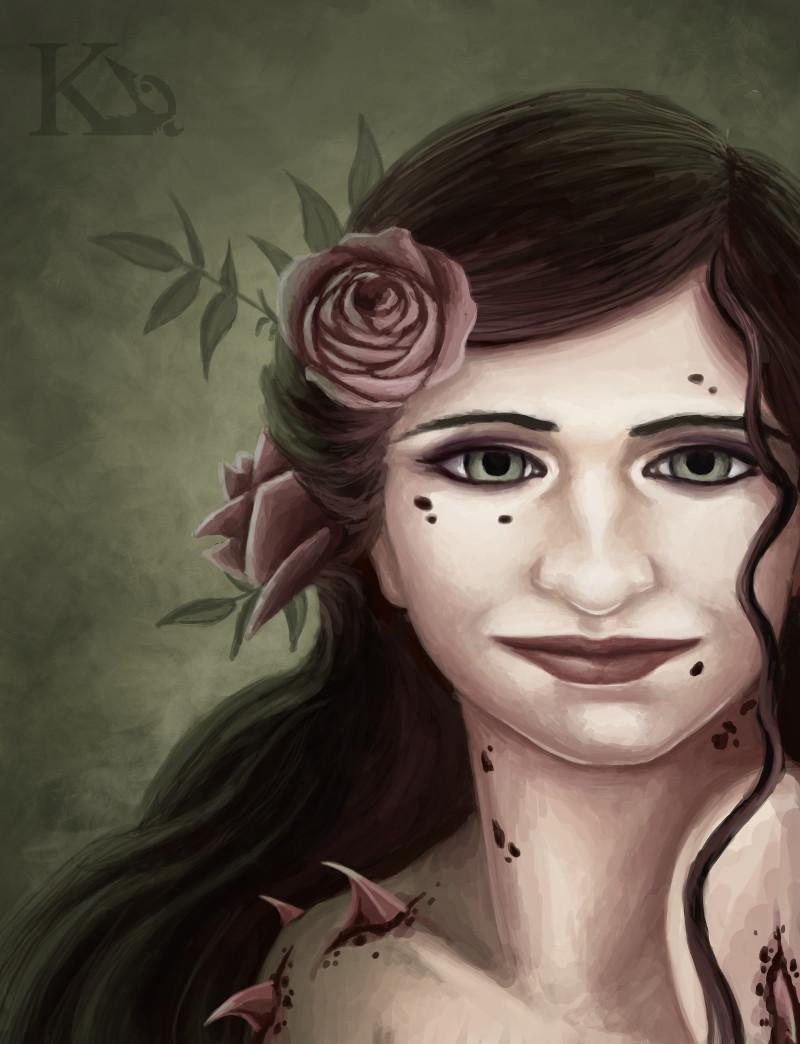 Není Růže bez trní (Katanga)