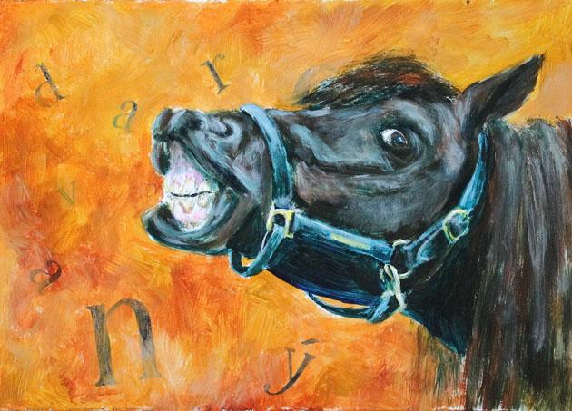 Darovanému koni... (Saima)