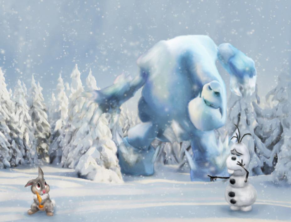 Zamrzlý bodyguard